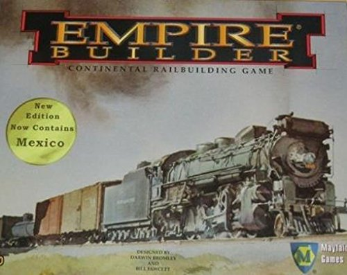 (Empire Builder (1st Edition, 1988 Edition) VG/NM)