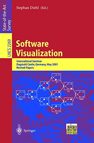 Software Visualization: International Seminar Dagstuhl Castle, Germany, May 20-25, 2001 Revised Lectures (Lecture Notes in Computer Science) by Stephan Diehl