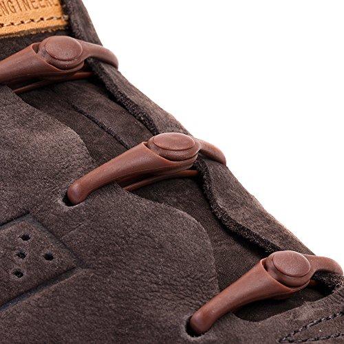 Brown Golf Shoe - 5