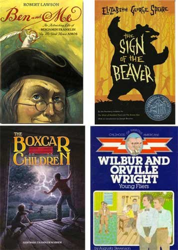 (Learning Language Arts Orange 4th Grade Reading: The Boxcar Children, Wilbur and Orville Wright, Benjamin Franklin, The Sign of the)