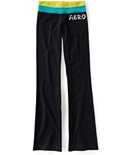 8a74c82b3dc27 Amazon.com: Aeropostale Womens Dream Leggings Yoga Pants Purple XS ...