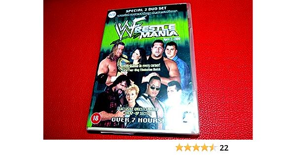 Wrestlemania XVI [Reino Unido] [DVD]: Amazon.es: Paul ...