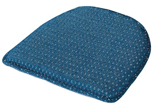 Miles Kimball Raindrops Chair Pads