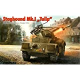 RPM 1/72 # RTRP72314 / Canadian Forces Staghound Mk.I armored vehicles Tulip rocket equipped