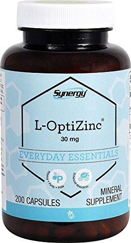 Vitacost L-OptiZinc -- 30 mg - 200 Capsules