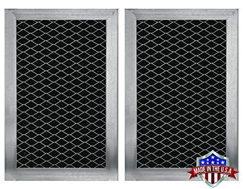GE JX81J Microwave Recirculating Charcoal Filter (2-Pack)