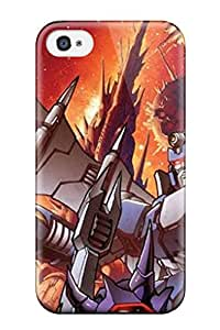 Premium Iphone 4/4s Case Protective Skin High Quality For Transformers