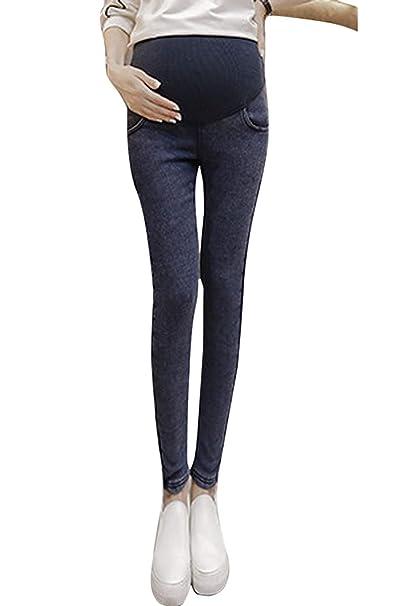 sito ufficiale offerte esclusive morbido e leggero Pantaloni da Donna di Gravidanza Elegante Elastic Moda ...