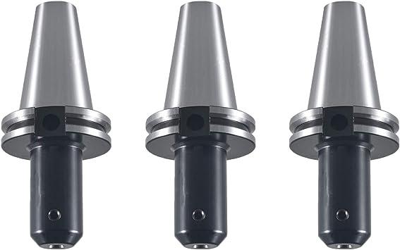 "3 Sets CAT40-3//8x 2.25/"" End Mill Tool Holder Balanced G2.5 20000 RPM"