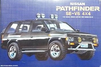 Aoshima 1 24 Nissan Pathfinder SE V6 4x4