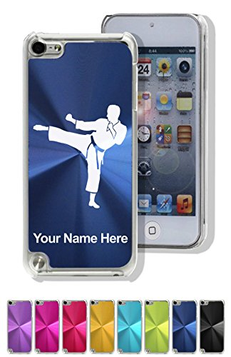 Case for iPod Touch 5th/6th Gen - Karate Man - Personaliz...