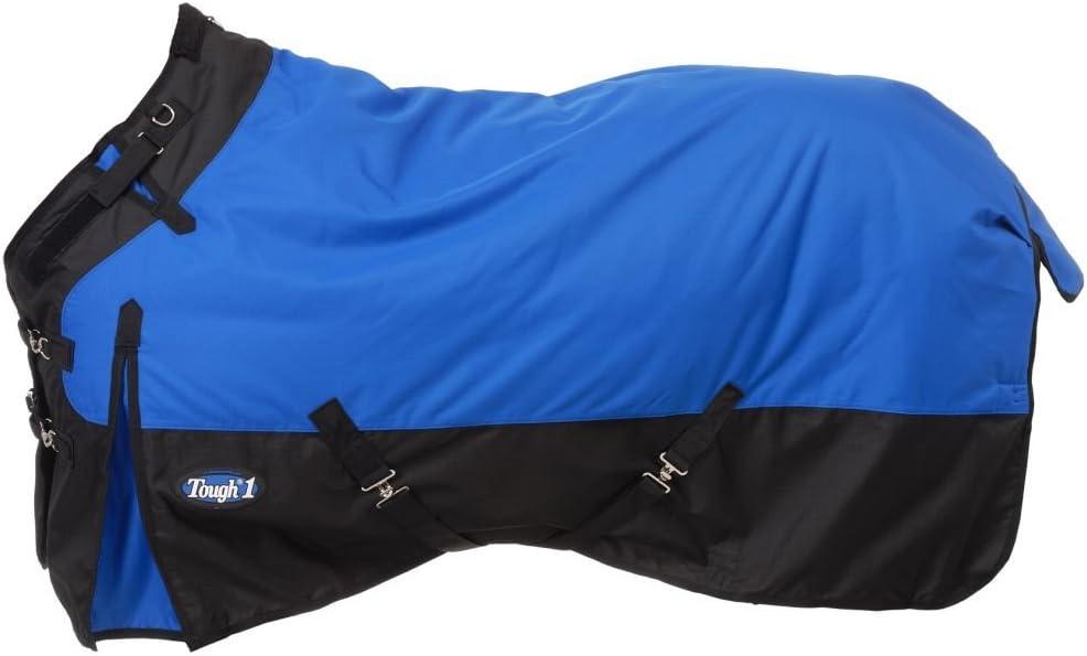 Tough-1 1200D Snuggit Turnout 200g 78In Royal Blue
