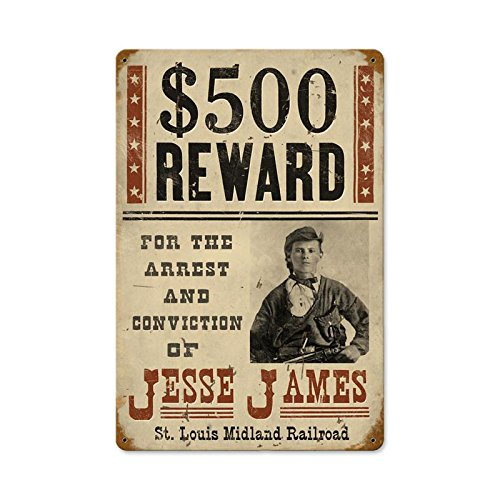 (Wanted Jesse James)