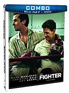 The Fighter: Limited SteelBook Edition [Blu-ray + DVD]