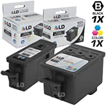 LD Compatible Replacement for Kodak 30XL / 30 2 Pk HY Ink Cartridges Includes:1 1550532 Black & 1 1341080 Color for use in ESP C110, C310, C315, Office 2150, Office 2170, 3.2, & Hero 3.1, 4.2, & 5.1