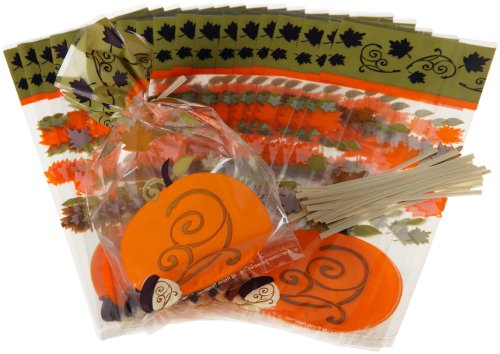 Wilton Elegant Nature Party Bags, 20 Count -