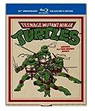Teenage Mutant Ninja Turtles: 25th Anniversary Collector's Edition (Teenage Mutant Ninja Turtles / Secret of the Ooze / Turtles in Time / TMNT) [Blu-ray] by Warner Home Video