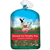Kaytee Timothy Hay 2ND Cut for Flavorful & Balanced