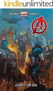 Avengers Vol. 5: Adapt Or Die (Avengers (Marvel NOW!)Graphic Novel)