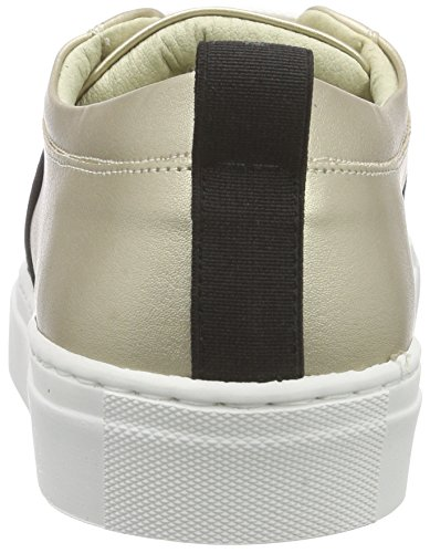 Jonny`s Vegan Tayen, Women's Low-Top Sneakers Gold - Gold (Platino)