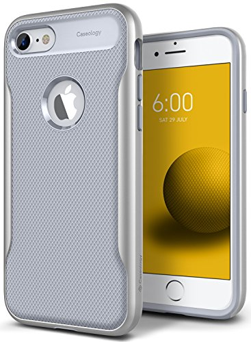 Caseology Apex 2 for Apple iPhone 8 Case (2017) / for iPhone 7 Case (2016) - Ocean Gray