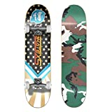 SkateXS Beginner Starboard Street Skateboard