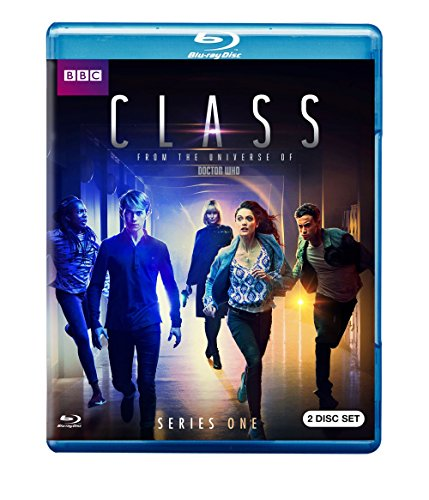 Title change to:Class: Series One [Blu-ray]