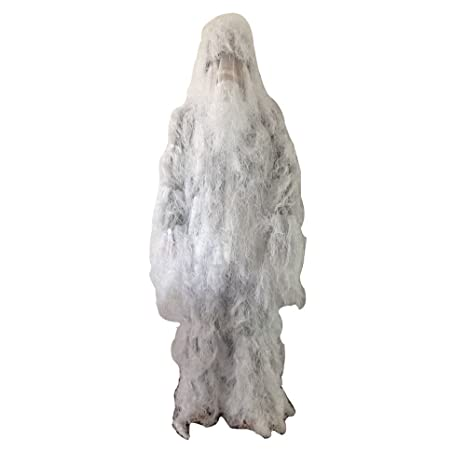 31254261be5c6 Ghillie Suit, LOOGU White Camo Suit Outdoor Military Hunting and Shooting  Accessories Tactical Camouflage Clothing