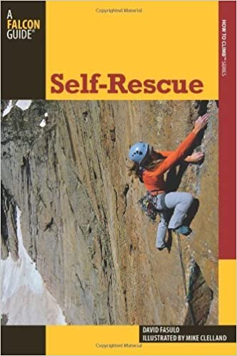 Book Self-Rescue 2nd (How To Climb Series) 2nd (second) , Seco Edition by Fasulo, David [2011]