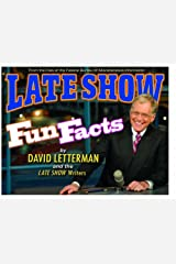 Late Show Fun Facts Hardcover