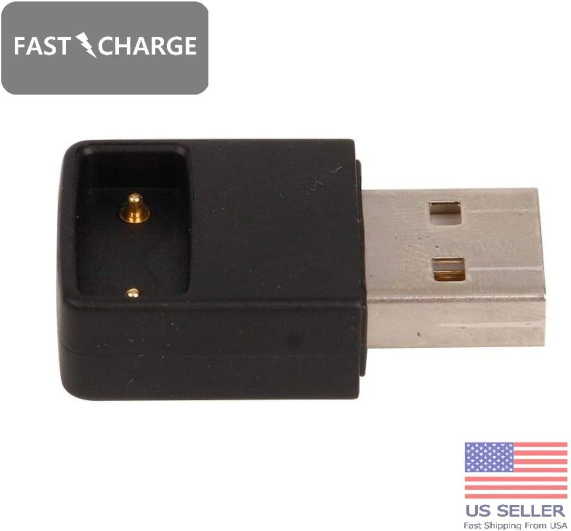 RapidCharge Magnetic USB Portable Charger Fast and Reliable 2-Pack