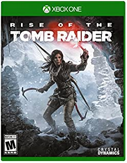 Rise of the Tomb Raider - Xbox One (B00KVRNIQU) | Amazon Products