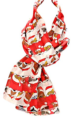 Rosemarie Collections Women's Christmas Holiday Fashion Scarf