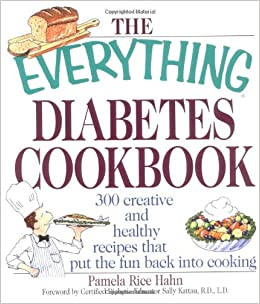 Book The Everything Diabetes Cookbook