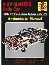 Garton, N: Audi Quattro Rally Car Enthusiasts' Manual (Haynes Enthusiasts Manual)