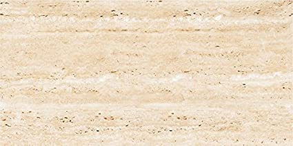 Luxe travertin Porcelaine mural et de sol pour carrelage – 60 cm x 120 cm – 11, 7 mm – 1.44sqm Couverture £ 19.95/sqm 7 mm - 1.44sqm Couverture £ 19.95/sqm Itaca