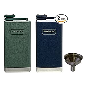 Stanley Adventure Stainless Steel Flasks with bonus flask funnel 2 Pack