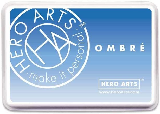 Hero Arts Shadow Ink Pad Dusty Blue
