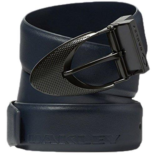 men s signature ellipse belt graphite small
