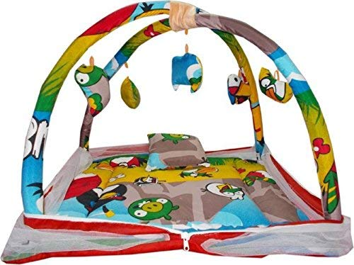 Spanking Balaji Fab Baby's Bedding Set (Multicolour, 0-18 Months)