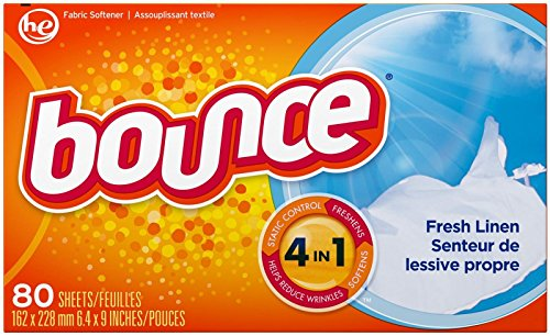 Price comparison product image Bounce Dryer Sheets - Fresh Linen - 80 ct