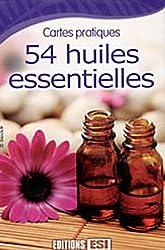 54 huiles essentielles