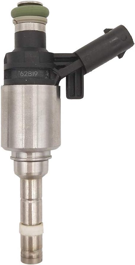 JESBEN FJ1057 4Pcs Set Fuel Injectors 6 Holes Fit For Tiguan Passat Jetta EOS GTI A3 A4 A5 Q5 2.0L 2009-2014 A6 A6 Quattro 2.0L 2013-2015 06H906036G
