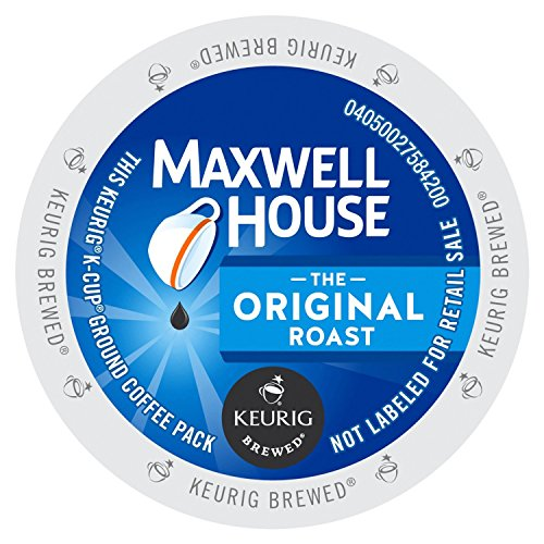 (Maxwell House Original Roast Coffee K Cup Single Serve, 24 Count)