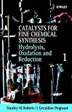 Hydrolysis, Oxidation and Reduction (Catalysts For Fine Chemicals Synthesis) (v. 1)