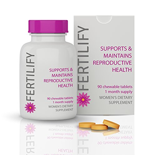 FERTILIFY Fertility Recommended Chewable Supplement