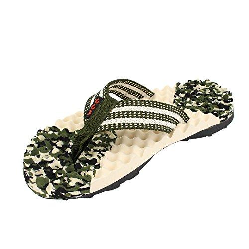 Verde 90S 90S para hombre Sandalias Sandalias para hombre xwHqaFpBPw