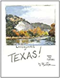 Landscapes of Texas, Bill Zaner, 1932196803