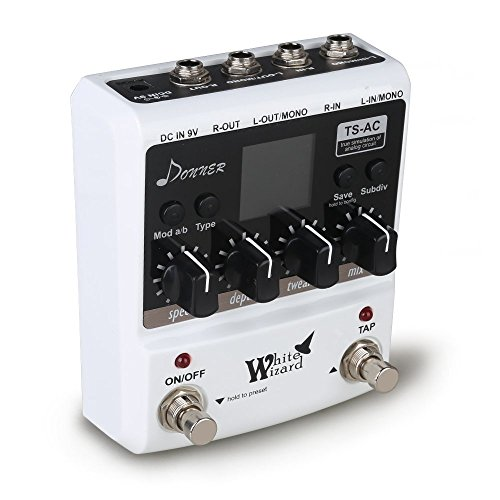 Donner Wizard Digital Modulation White