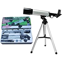 Bleiou Quality Assurance Zoom HD Outdoor Monocular Space Astronomical Telescope With Tripod 360/50mm Spotting Scope